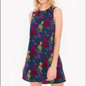 American Apparel Floral Dakota Dress